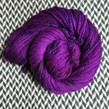 ELECTROPOP -- Flushing Meadows bulky weight yarn -- ready to ship