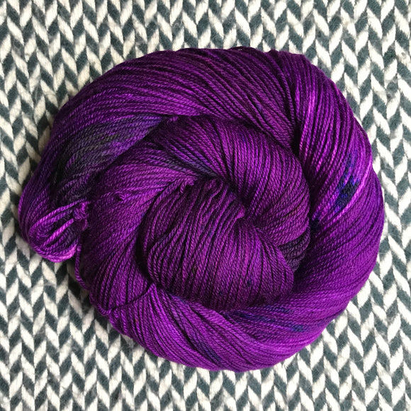 ELECTROPOP -- Randall's Island sport yarn -- ready to ship