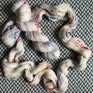 INTREPID -- dyed to order yarn