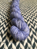 Blue Jeans -- mini-skein -- Times Square sock yarn -- ready to ship