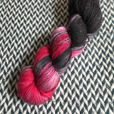 IN A NEW YORK MINUTE -- Broadway sparkle sock yarn -- ready to ship