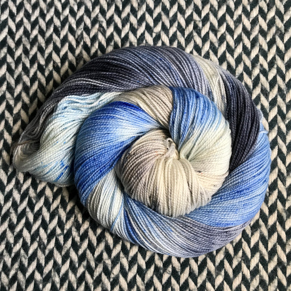 ADONIS NAUTILUS -- Harlem sock yarn -- ready to ship