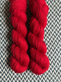 HEART -- Greenwich Village DK yarn -- ready to ship