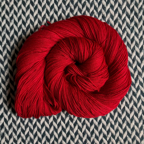 HEART -- Times Square sock yarn -- ready to ship