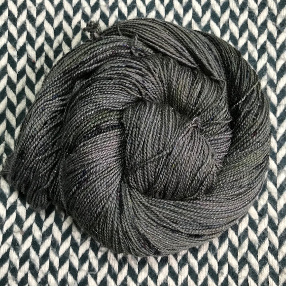 UNDERGROUND CITY -- Broadway sparkle sock yarn -- ready to ship