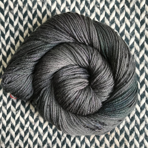 UNDERGROUND CITY -- Brooklyn Bridge worsted weight yarn -- ready to ship
