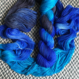 DAMSELFLY -- dyed to order yarn