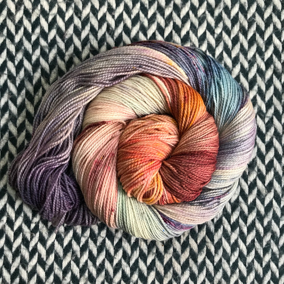 SOLO/LONTANO -- Harlem sock yarn -- ready to ship
