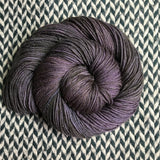 LUNAR TIDES -- Tribeca sparkle DK yarn -- ready to ship