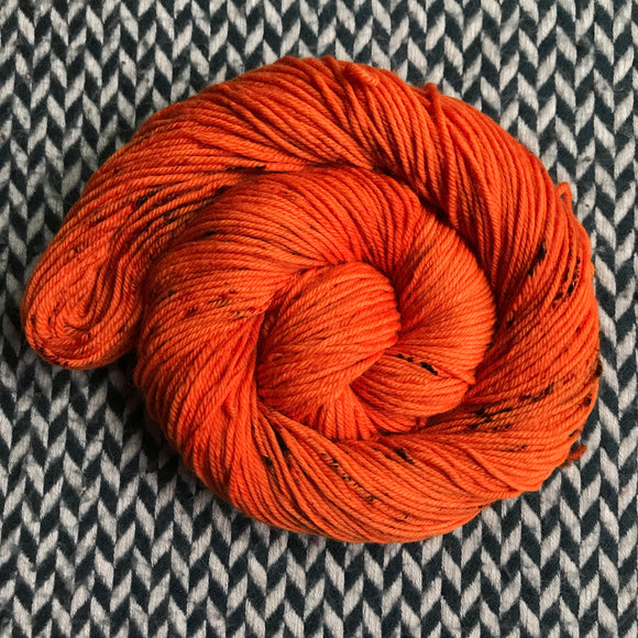 PUNKIN CHUNKIN -- Greenwich Village DK yarn -- ready to ship