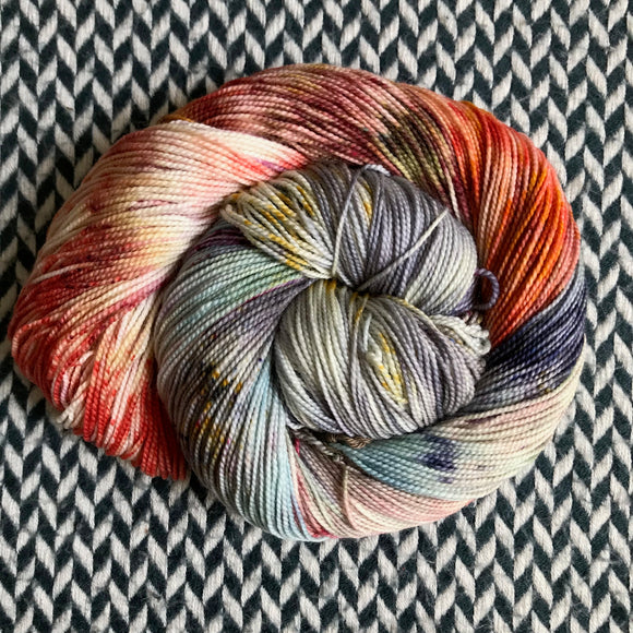 SOLO/LONTANO -- dyed to order yarn