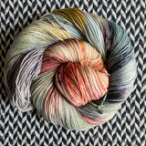 SOLO/LONTANO -- Broadway sparkle sock yarn -- ready to ship