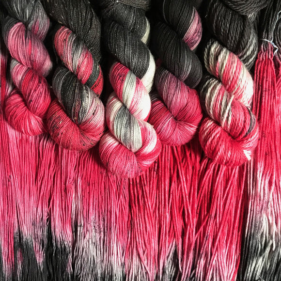 IN A NEW YORK MINUTE -- dyed to order yarn