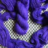 VIOLET VENIMEUX -- Greenwich Village DK yarn -- ready to ship