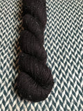 ESPRESSO -- Broadway sparkle sock yarn -- ready to ship