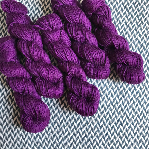 VELVETEEN-- Brooklyn Bridge worsted weight yarn -- ready to ship