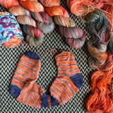 SOL LEVANT -- Harlem sock yarn -- ready to ship