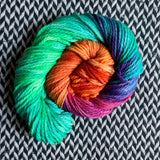 RIPTIDE --  Flushing Meadows bulky merino yarn -- ready to ship