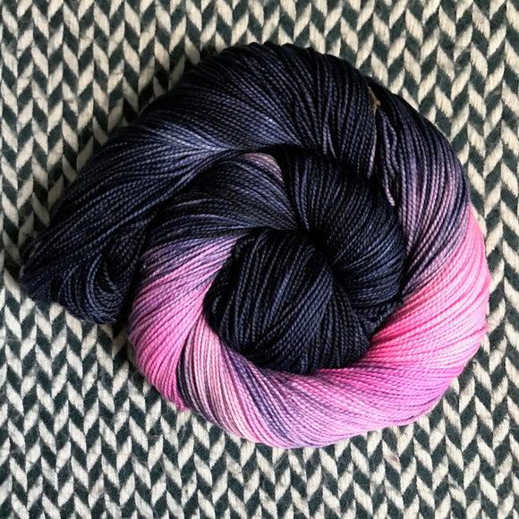 CHERISHED LULLABIES -- Harlem sock yarn -- ready to ship