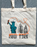 TOTE BAG -- ready to ship