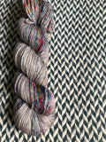 BEJEWELED JASPER -- Greenwich Village merino DK yarn -- ready to ship