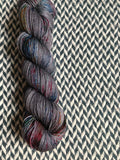 BEJEWELED SLATE -- dyed to order yarn