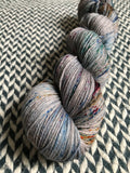 BEJEWELED JASPER -- Times Square sock yarn -- ready to ship