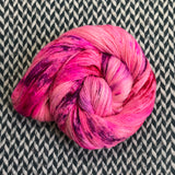 I'M A BARBIE GIRL -- Astoria merino/alpaca/nylon fingering yarn -- ready to ship