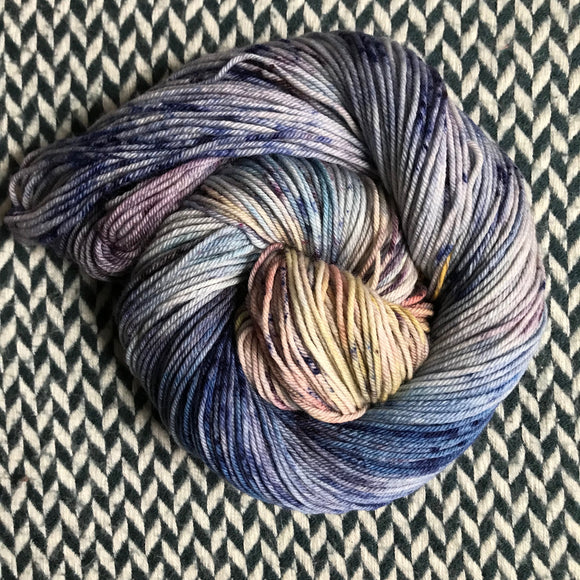 MAURICE -- Kew Gardens DK merino/nylon yarn -- ready to ship