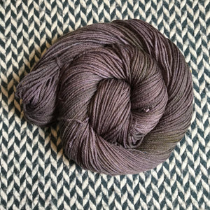 TURKEY VULTURE -- Kew Gardens DK yarn -- ready to ship