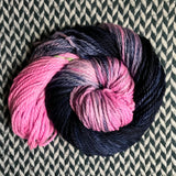 CHERISHED LULLABIES — Flushing Meadows bulky yarn -- ready to ship