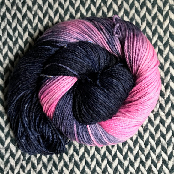 CHERISHED LULLABIES -- Greenwich Village DK yarn -- ready to ship