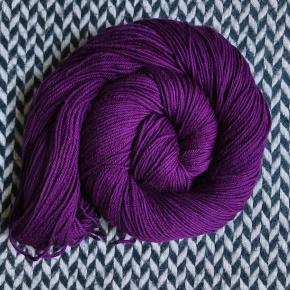 VELVETEEN -- dyed to order yarn