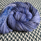BLUE JEANS -- dyed to order yarn