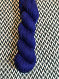 MIDNIGHT MOMENT -- Harlem sock yarn -- ready to ship