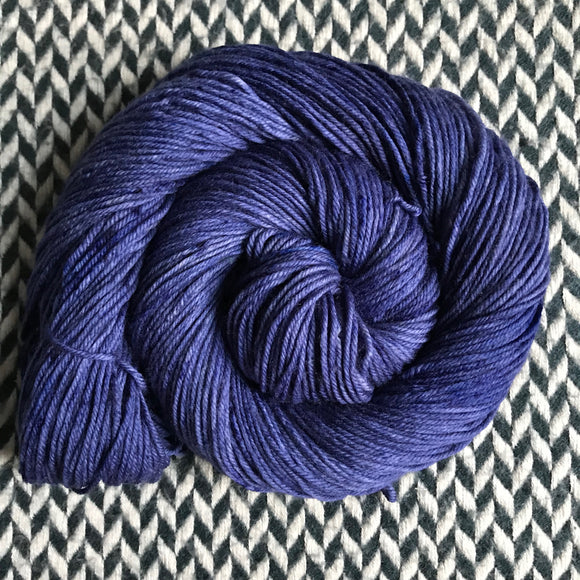 INDIGO JEANS -- dyed to order yarn