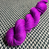 POISON PASSIONNE -- Flushing Meadows bulky yarn