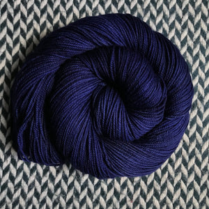 NAVY STORM -- Randall's Island sport yarn -- ready to ship
