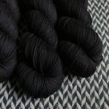 BLACKBIRD -- Randall's Island sport yarn -- ready to ship