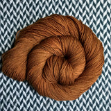 GINGERBREAD -- Times Square sock yarn -- ready to ship