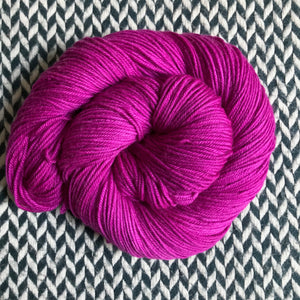 BOOM BERRIES -- dyed to order yarn