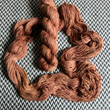 WILDWOOD-- dyed to order yarn