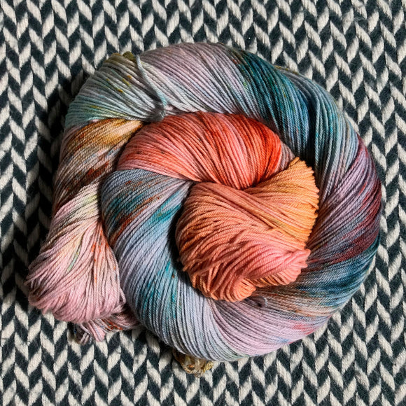 SOL LEVANT -- dyed to order yarn