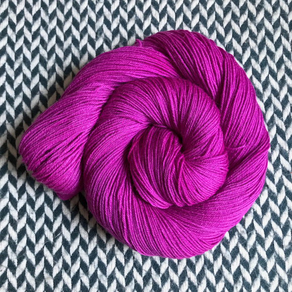 BOOM BERRIES -- Times Square sock yarn -- ready to ship