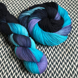 FLUX SHIFT -- Harlem sock yarn -- ready to ship