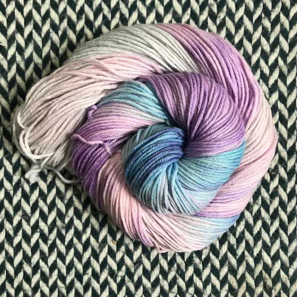 ICE DREAMS -- Greenwich Village DK yarn -- ready to ship