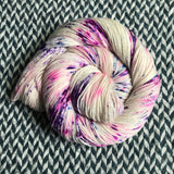 LOYAL -- Tribeca sparkle DK yarn -- ready to ship