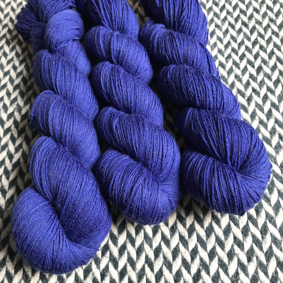MIDNIGHT MOMENT -- dyed to order yarn