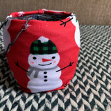 SNOWMEN -- sheep squeezer -- ready to ship