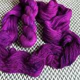 ELECTROPOP -- Harlem sock yarn -- ready to ship